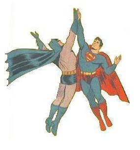 batman+superman