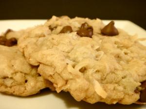 Brise de la Mer: coconut chocolate chip cookie. Photo: Deja Vu Bakery