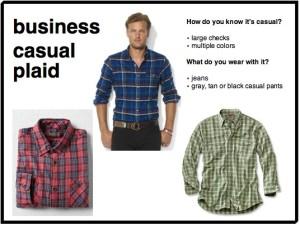 Photo: The Clothing Menu