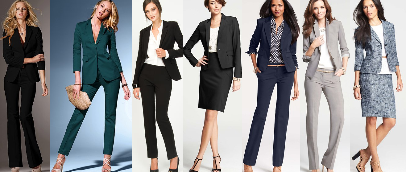 Model 25 Impressive Business Casual For Women