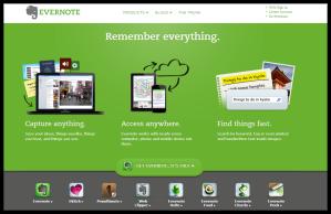 Photo: Evernote