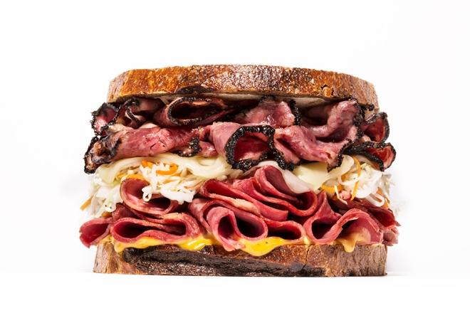 Lenny's Combo Sandwich