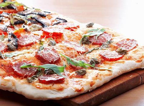 Photo: Rizzo's Fine Pizza