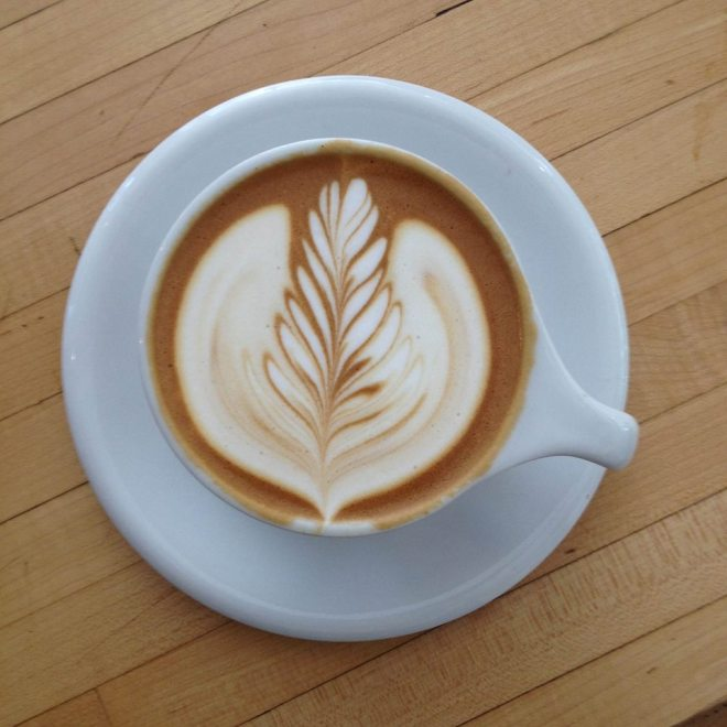 Photo: Pushcart Coffee Facebook