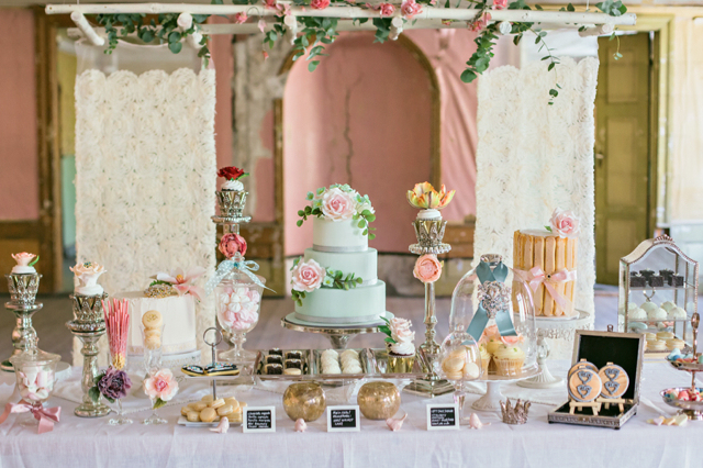 Luscious Dessert Bar Ideas for Your Wedding Fiestah