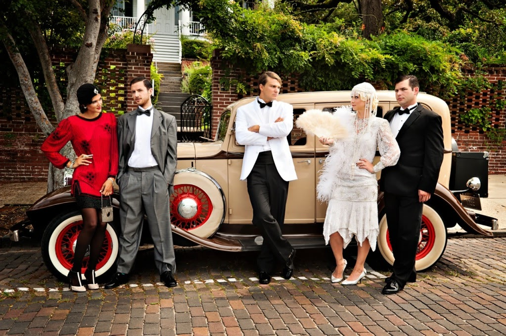 Great Gatsby Images what to wear for the great gatsby theme party | fiestah