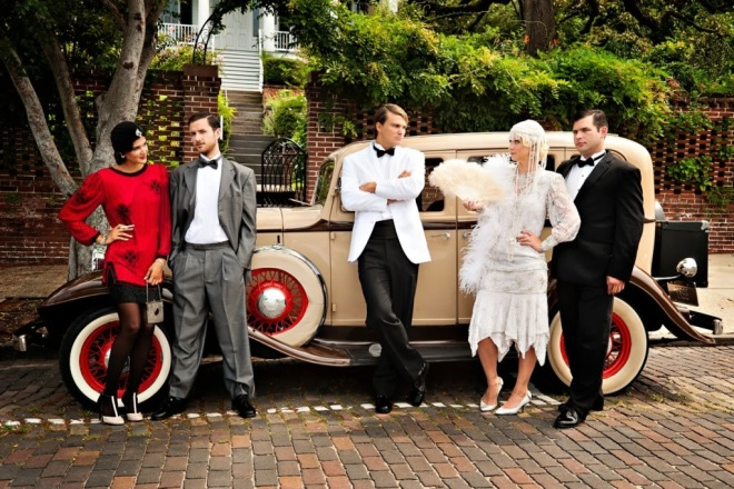 what to wear for the great gatsby theme party fiestah