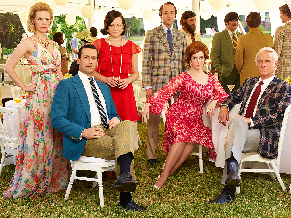 Mad men party themed what to wear foto