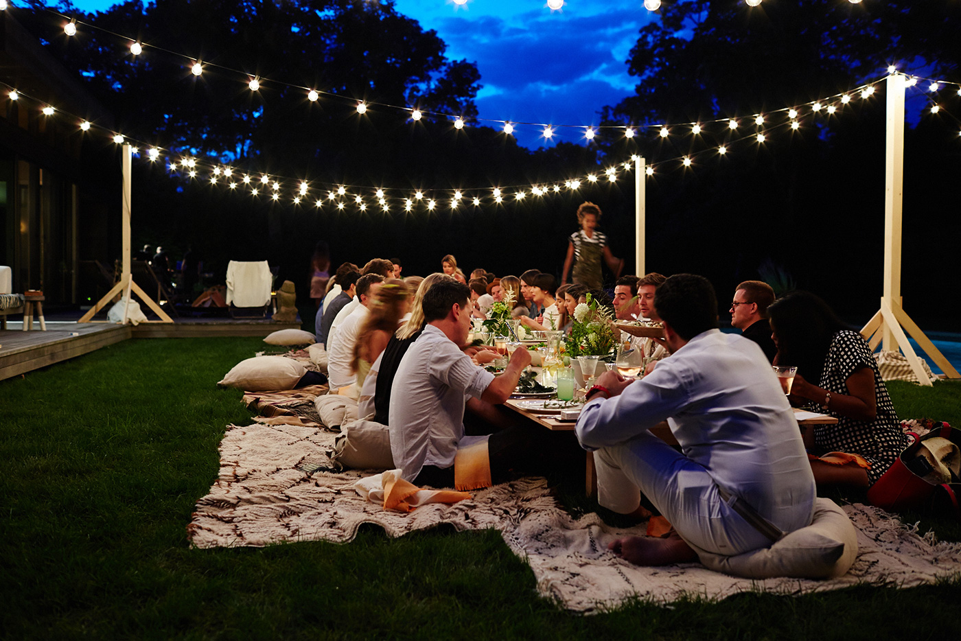 Moroccan Dinner Party Ideas Part - 21: Photo: Eye Swoon
